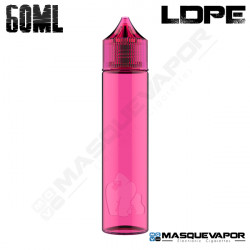 60ML CHUBBY GORILLA LDPE BOTTLE PINK