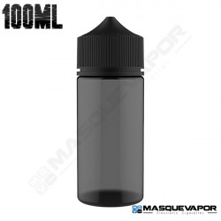 100ML CHUBBY GORILLA UNICORN BOTTLE BLACK