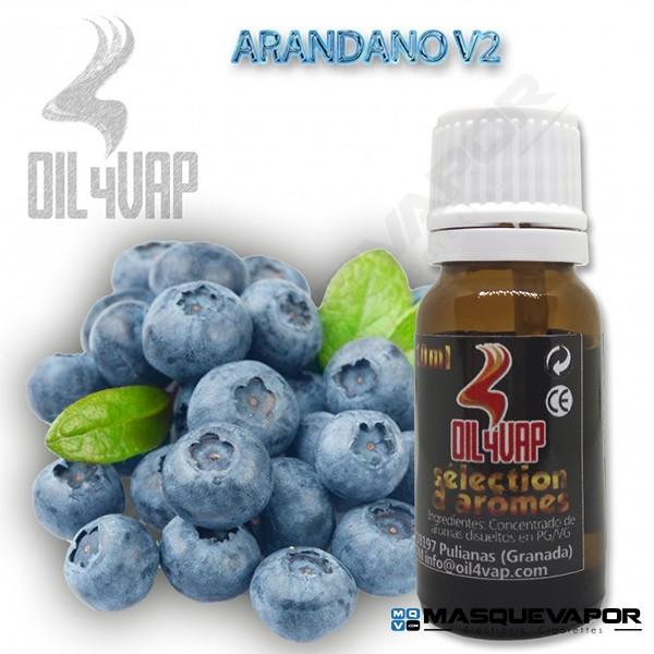 ARANDANOS FLAVOR 10ML OIL4VAP