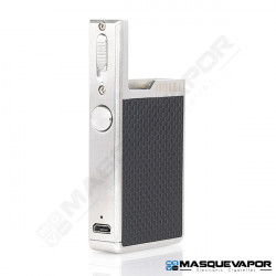 ORION QUEST POD KIT LOST VAPE SILVER CARBON FIBER