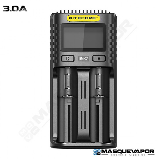 NITECORE UMS2 BATTERY CHARGER