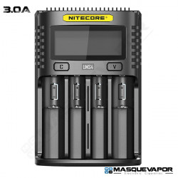 NITECORE 3A UMS4 USB BATTERY CHARGER