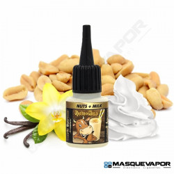 NUTS AND MILK DARK BURNER FLAVOR 10ML