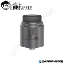 WIDOWMAKER RDA BF VANDY VAPE GUN METAL