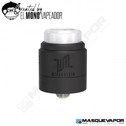 WIDOWMAKER RDA BF VANDY VAPE MATTE BLACK