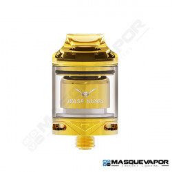 WASP NANO RTA 2ML OUMIER GOLD