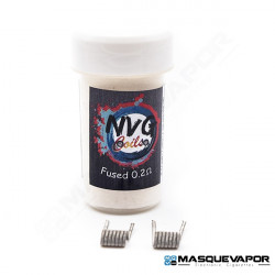 FUSED 0,20OHM NVG COILS