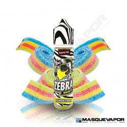 RAINBOW STRIPS SWEETZ ZEBRA JUICE TPD 50ML 0MG