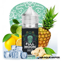 GREEN FLAVOR 30ML FULL MOON