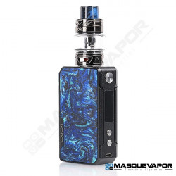 DRAG MINI 117W WITH UFORCE T2 VOOPOO PRUSSIAN BLUE
