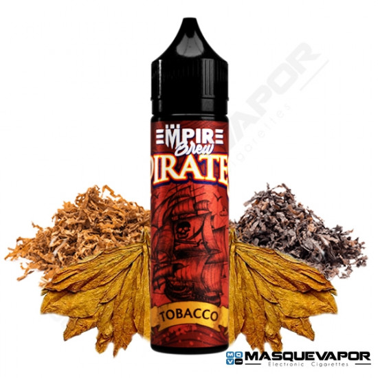 TOBACCO & HONEY PIRATE VAPE EMPIRE BREW TPD 50ML 0MG