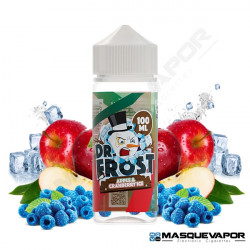 APPLE & CRANBERRY ICE BY DR FROST TPD 100ML 0MG