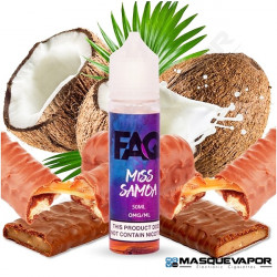 MISS SAMOA BY APOLLO E-LIQUIDS TPD 50ML 0MG