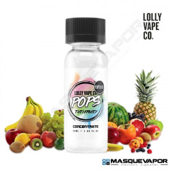 TUTTI FRUITY CONCENTRATE 30ML LOLLY VAPE CO