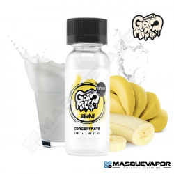 BANANA CONCENTRATE 30ML GOT MILK