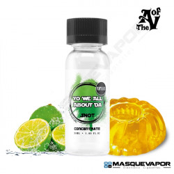 SNOT CONCENTRATE 30ML YODA FLAVORS