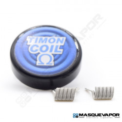 ALIEN REVOLUTION 0,12OHM 3MM FULL N80 TIMON COILS