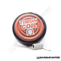 FRAMED MAGIC SINGLE 0,14OHM 3MM SS316L/N80 TIMON COILS