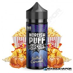 SALTED CARAMEL MOREISH PUFF POPCORN TPD 100ML 0MG