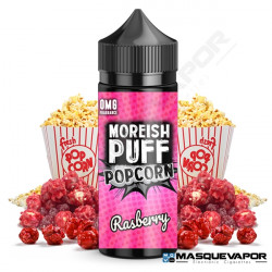 RASPBERRY MOREISH PUFF POPCORN TPD 100ML 0MG