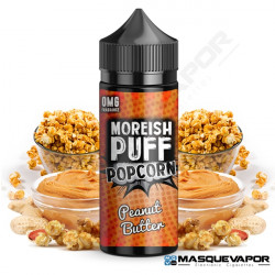 PEANUT BUTTER MOREISH PUFF POPCORN TPD 100ML 0MG