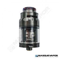 JUGGERKNOT RTA MINI TPD 2ML QP DESIGN GUNMETAL