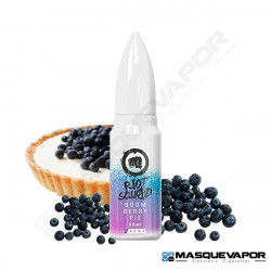 BOOM BERRY PIE FLAVOR 30ML RIOT SQUAD SHOTS
