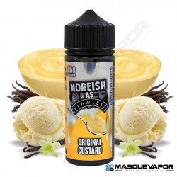 ORIGINAL CUSTARD MOREISH AS FLAWLESS TPD 100ML 0MG