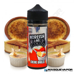 CREME BRULEE MOREISH AS FLAWLESS TPD 100ML 0MG