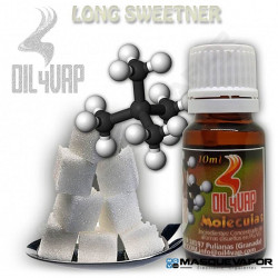 LONG SWEETENER MOLECULA 10ML OIL4VAP