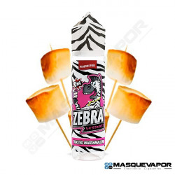 TOASTED MARSHMALLOW DESSERTZ ZEBRA JUICE TPD 50ML 0MG