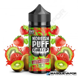 CHILLED STRAWBERRY & KIWI MOREISH PUFF TPD 100ML 0MG