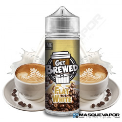FLAT WHITE GET BREWED TPD 100ML 0MG