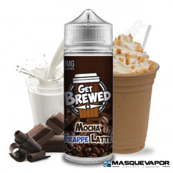 MOCHA FRAPPE GET BREWED TPD 100ML 0MG