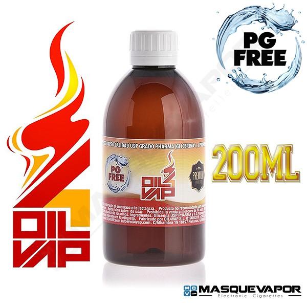 BASE OIL4VAP 200ML 50PG/50VG 0MG