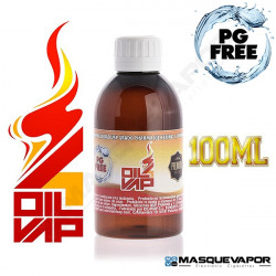 BASE OIL4VAP 100ML 50PDO / 50VG 0MG