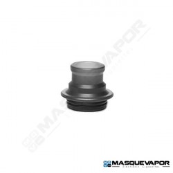 DRIP TIP FOR EVO TANK DDP VAPE BLACK FROSTED