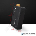 ARTERY PAL ONE PRO 1200MAH POD 2ML BLACK