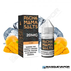 ICY MANGO BY PACHAMAMA SALT TPD 10ML 20MG