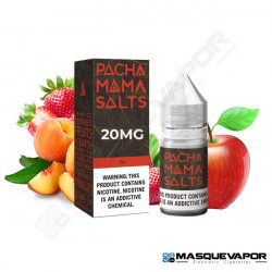 FUJI APPLE PACHAMAMA SALT TPD 10ML 20MG