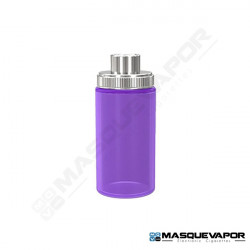 1 X BOTTLE FOR LUXOTIC SURFACE BY WISMEC PURPLE