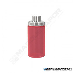 1 X BOTTLE FOR LUXOTIC SURFACE BY WISMEC RED