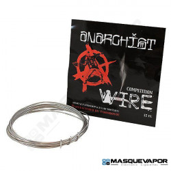 COMPETITION WIRE 24G 15FT ANARCHIST