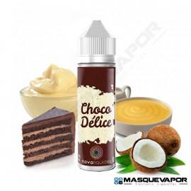 CHOCO DELICE NOVA LIQUIDES TPD 50ML 0MG