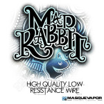 LOW RESISTANCE SS316L WIRE 24G 20FT MAD RABBIT