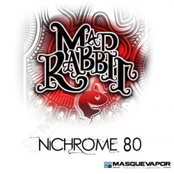 NICHROME 80 WIRE 26G 20FT MAD RABBIT