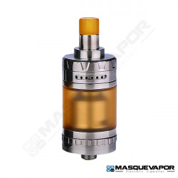 EXPROMIZER V4 MTL RTA 2ML EXVAPE BRUSHED SILVER