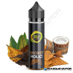 SMOKEY-HOLIC FLAVOR 15ML MUVI JUICES