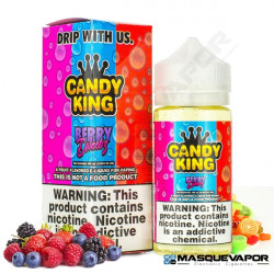 BERRY DWEEBZ CANDY KING TPD 100ML 0MG