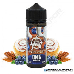 BLUEBERRY CINNAMON BY ANARCHIST TPD 100ML 0MG